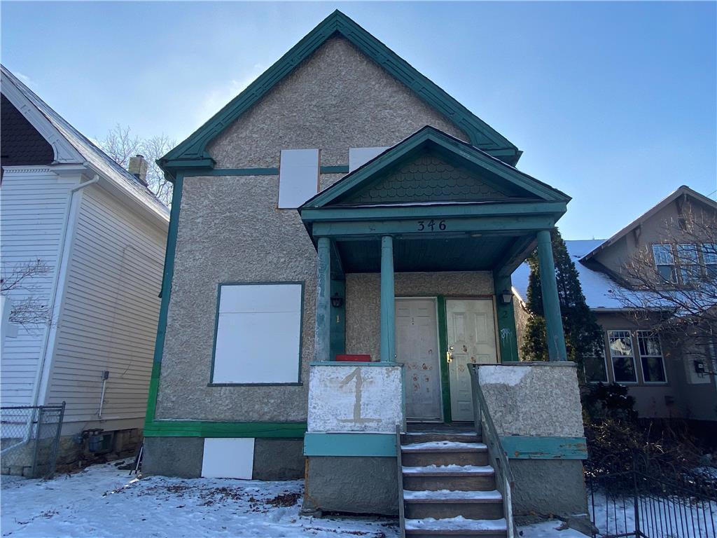<h3>$79,900</h3><p>346 Redwood Avenue, Winnipeg, Manitoba</p>