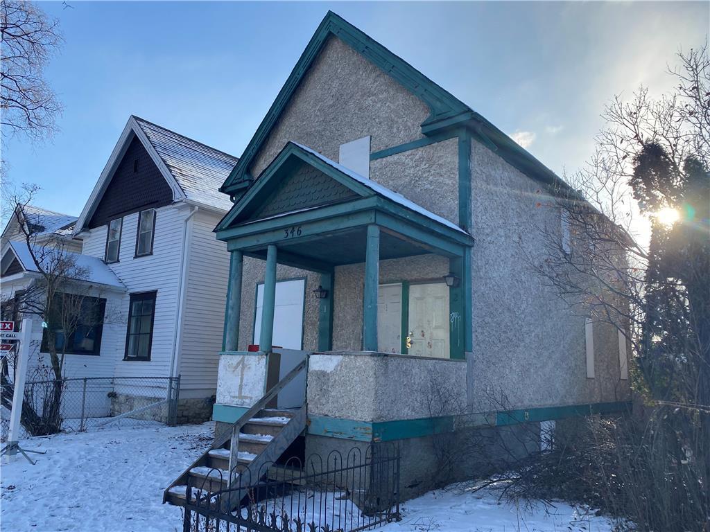 346 Redwood Avenue, Winnipeg, Manitoba  R2W 1S2 - Photo 1 - 202029588